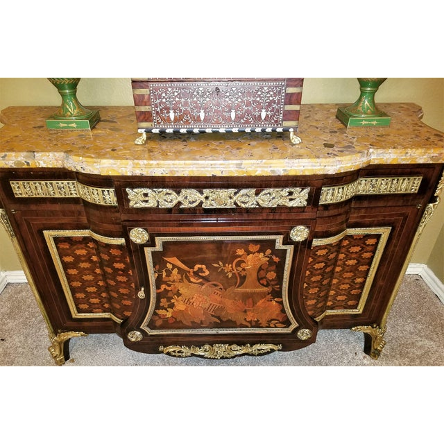 19th Century Louis XVI Commode After Reisener For Sale In Dallas - Image 6 of 13
