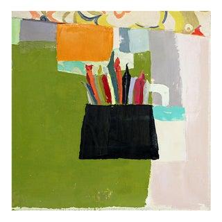 "Sydney Licht ""Still Life with Packets of Tea"""