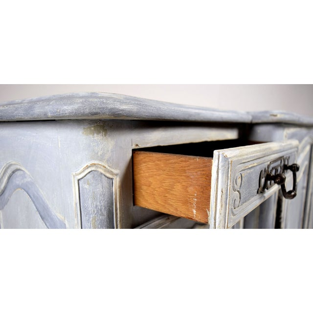 French Louis XV Sideboard - Image 7 of 11