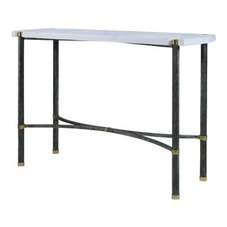Century Furniture Oakland Console Table For Sale
