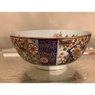 Antique Imari Asian Bowl Preview
