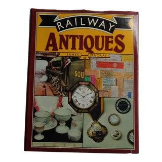 Railway Antiques Vintage Book