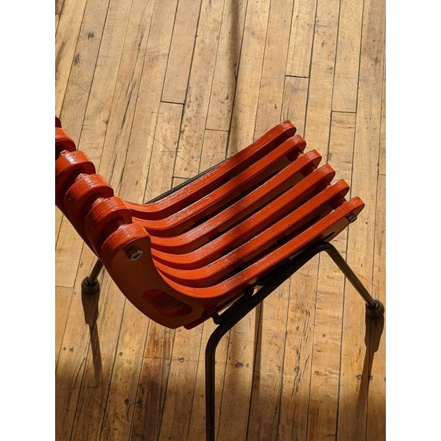 Eaan Guardino Segmented Chair Reutilized For Sale - Image 9 of 12