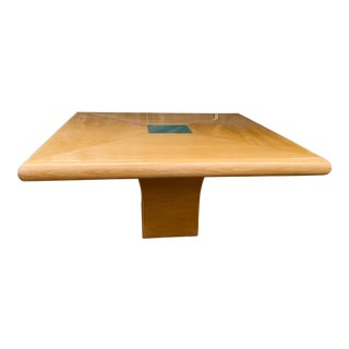 Steve Chase Arthur Elrod Designed Custom Dining Table For Sale