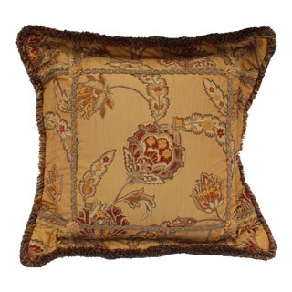20th Century Italian Mediterranean Down Pillow For Sale
