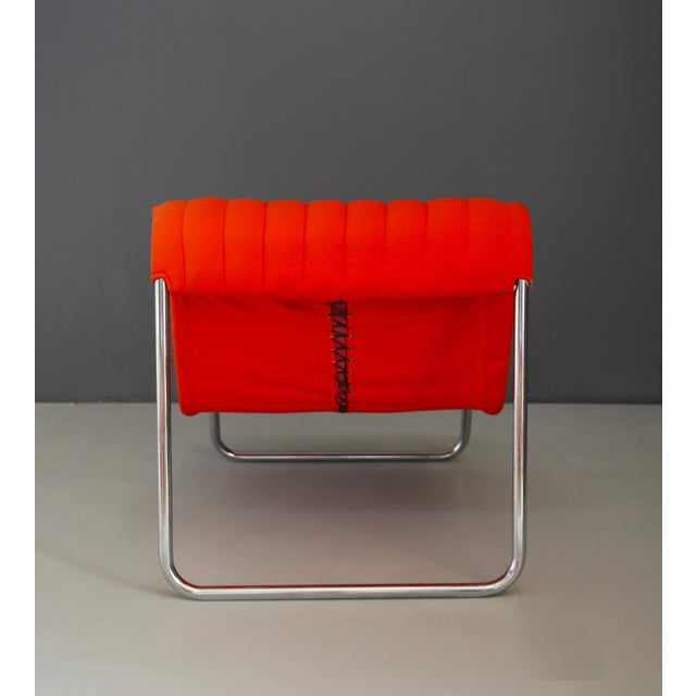 Chairs lounge by De Pas in collaboration with D'Urbino and Lomazzi for Driade from 1970s in original conditions. Called...