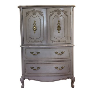 Reproduction Vintage Armoire For Sale