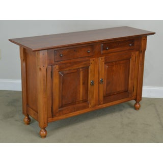 Lexington Bob Timberlake Solid Cherry Sundries Sideboard Preview