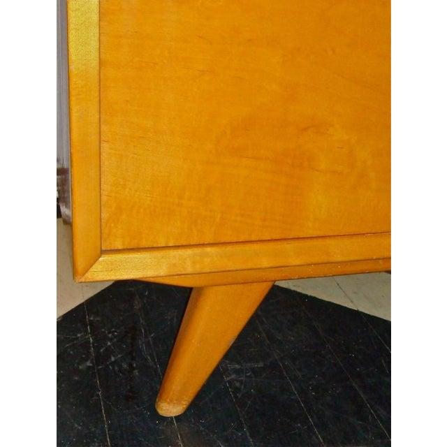 Swedish Flame Birch Cabinet - Image 6 of 7