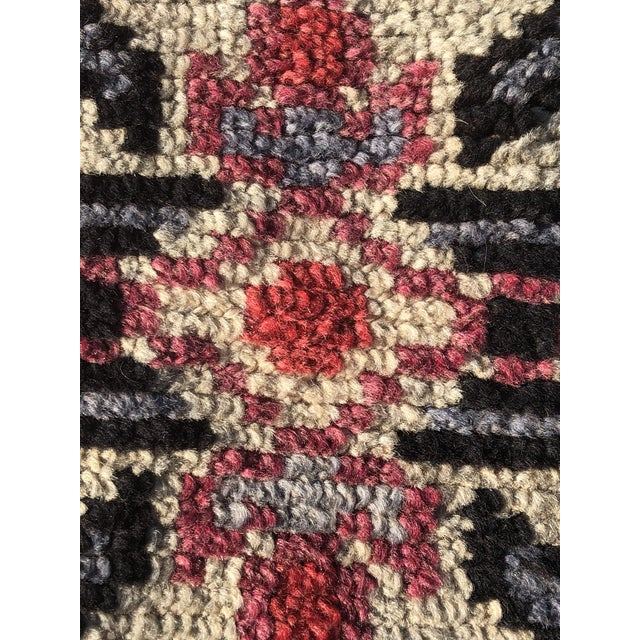 Vintage Turkish Anatolian Small Area Rug - 2′4″ × 4′ For Sale In Atlanta - Image 6 of 11