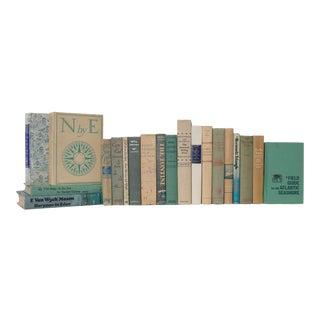 1960 Vintage Seaport Book Set Book - Set of 20 For Sale