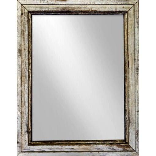 Reclaimed Window Frame Mirror - Image 1 of 4