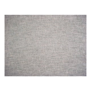 Groundworks Designer Tinge Mist Blue Upholstery Fabric- 12 5/8 Yards For Sale