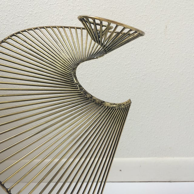Curtis Jere Helix Sculpture - Image 3 of 8