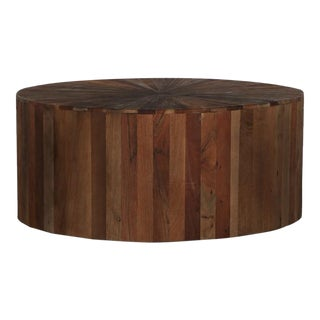 Erdos + Ko Home Denver Wood Coffee Table For Sale