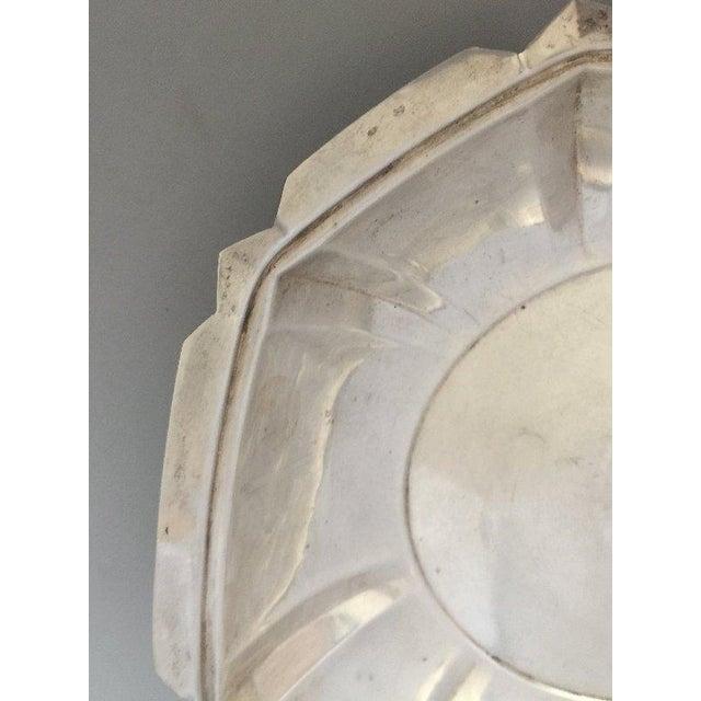 Vintage European Sterling Silver Centerpiece - Image 4 of 5