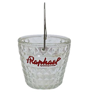 French Bistro Aperitif Ice Bucket