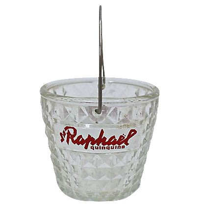 French Bistro Aperitif Ice Bucket For Sale