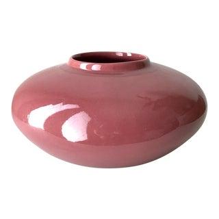Vintage Saucer Vase For Sale