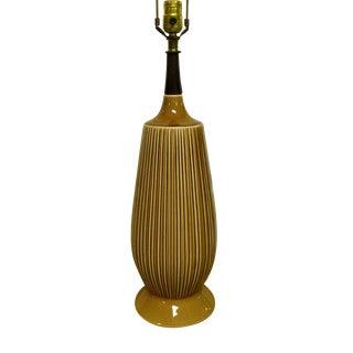 Vintage Retro Drip Glazed Table Lamp