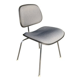 Mid Century Modern Dcm Chair by Herman Miller For Sale