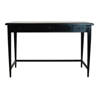Leather Top Desk For Sale