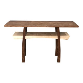 Chechen Wood Sofa Table