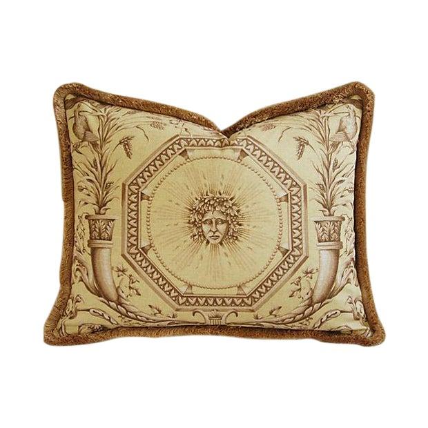 Designer Braemore Mythical Goddess Accent Pillow - Image 1 of 7