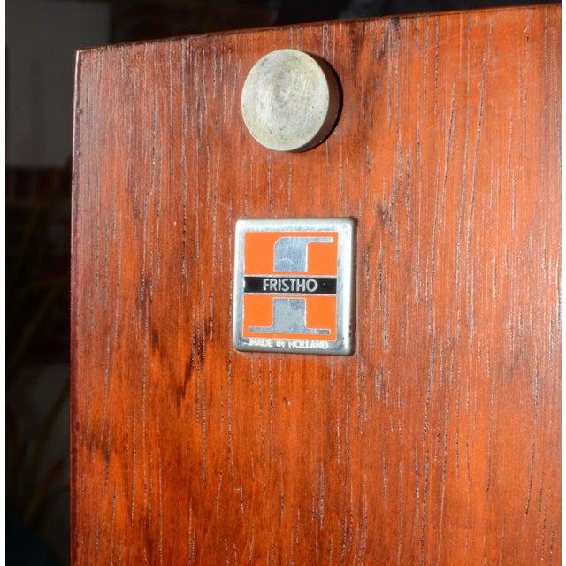 Elegant Mid-Century Dutch Design Rosewood Bar Cabinet for Fristho Franeker, 1960s For Sale - Image 10 of 13