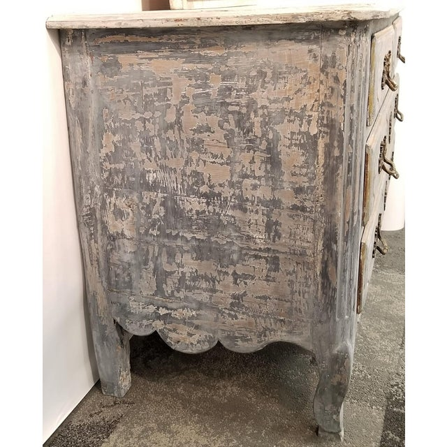 18th C. Louis XV Commode With Original Hardware For Sale - Image 11 of 12