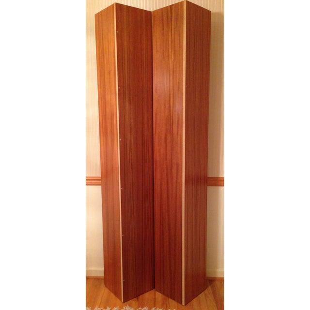 Scandinavian Style Corner Shelves - Pair - Image 6 of 6