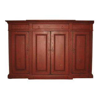 Habersham Sideboard Dry Bar For Sale