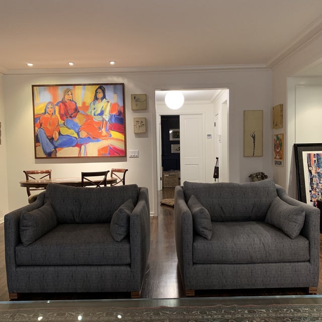 Cisco Home Chairs- a Pair For Sale - Image 10 of 12