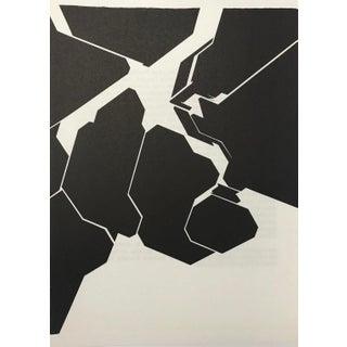 1974 Derriere Le Miroir Pablo Palazuelo Lithograph DM03207 For Sale