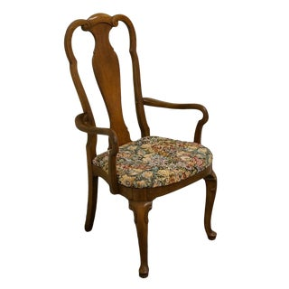 Thomasville Furniture Carlton Hall Collection Dining Armchair For Sale