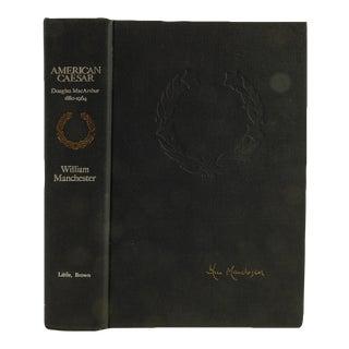"""American Caesar: Douglas MacArthur 1880 - 1964"" Military History Book"
