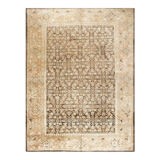 """Antique Sultanabad Persian Rug 12'0"""" X 15'6"""" For Sale"""