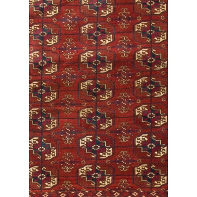 Bokara or Bokhara rugs are named after the city where they were sold. These rugs were made by Turkoman tribes, and these...