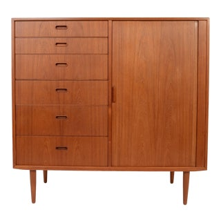 1960s Vintage Arne Vodder Chiffonier For Sale