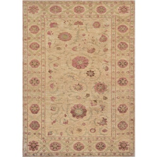"""Mansour High Quality Brand New Agra Rug - 7' X 9'10"""" For Sale"""