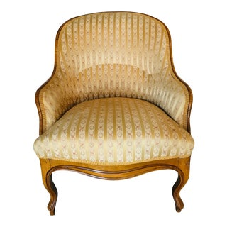 19th Century Vintage Tub Chair For Sale