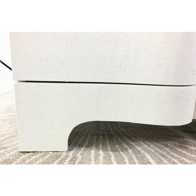 Bungalow 5 Bardot Three Drawer White Chest For Sale In Atlanta - Image 6 of 8