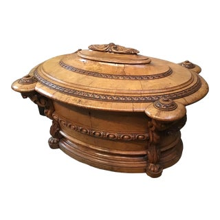 Early 19th Century English Wine Cooler For Sale