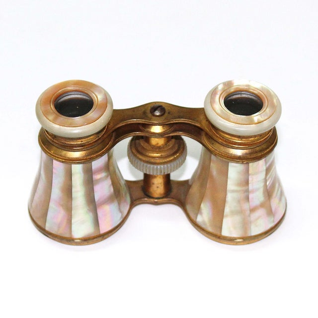 Antique Mother of Pearl Opera Glasses - Image 2 of 5