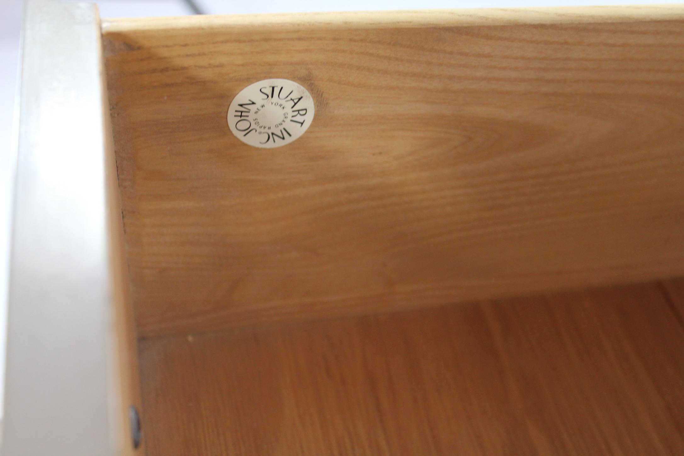 Wonderful John Stuart Milo Baughman For John Stuart Furniture Long Dresser For Sale    Image 4 Of