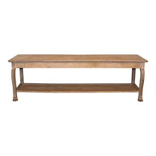 1820 Antique French Drapier Table