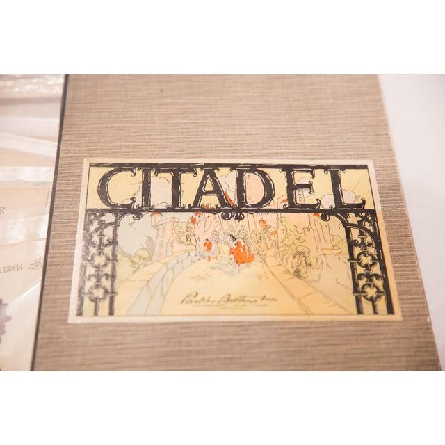 Vintage Parker Brothers Citadel Game Board For Sale In New York - Image 6 of 7