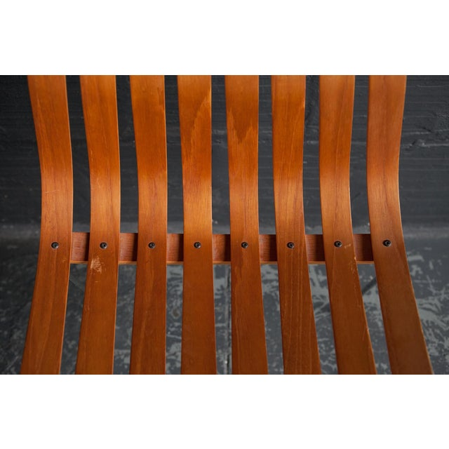Hans Brattrud Scandia Chairs - Pair For Sale - Image 7 of 9