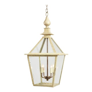 Chelsea House Inc Calla Tole Lantern For Sale