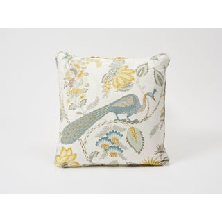 """Schumacher Campagne Print Double-Sided Pillow 18"""" X 18"""" Preview"""